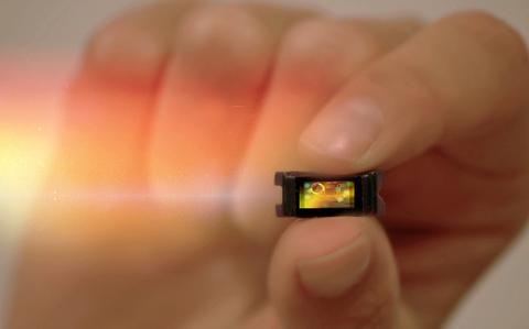 1550-nm Photonics Promise Eye-Safe, Cost-Effective Autonomous Machines