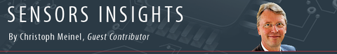 Sensors Insights by Christoph Meinel