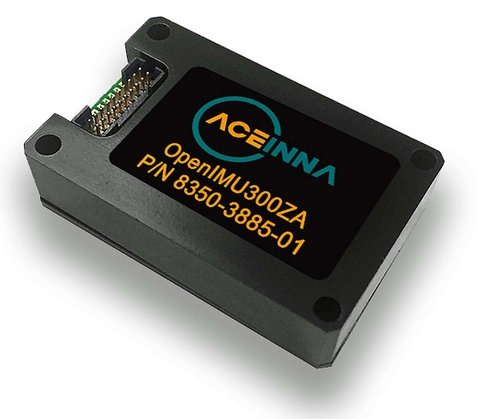 Fig 2: The compact ACEINNA OpenIMU family provides engineers with a high level of flexibility regarding where and how to integrate the guidance component within a vehicle.