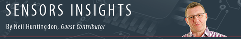 Sensors Insights by Neil Huntingdon