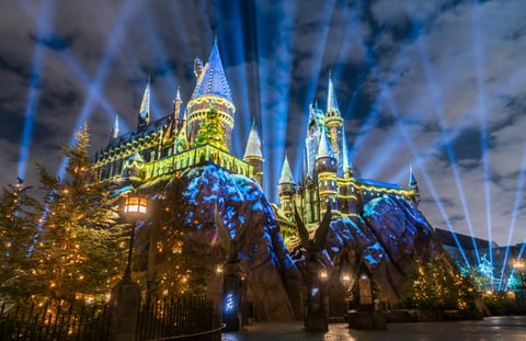 Universal Orlando - The Wizarding World of Harry Potter