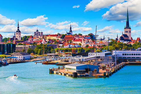 Tallinn, Estonia - scanrail/iStock/Getty Images Plus/Getty Images