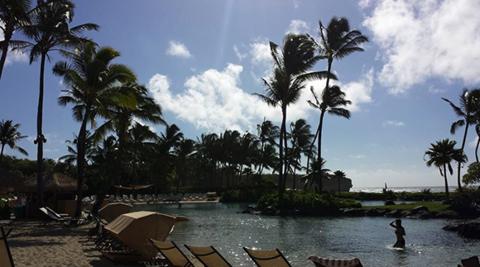 The Grand Hyatt Kauai Resort and Spa