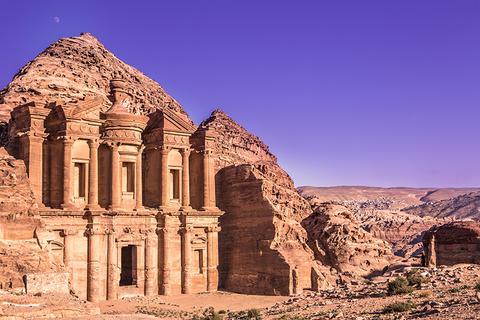 Petra Monastery, Jordan
