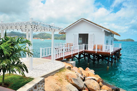 049f651e42f The Most Romantic Hotels, Islands in the Caribbean   Travel Agent ...