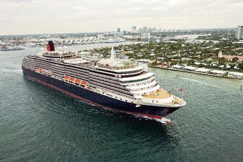 Queen Victoria Cunard Line