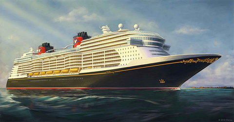 First Look Disney S Biggest Cruise Ships Ever Travel Agent Central