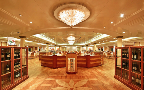 Silver Whisper The Restaurant
