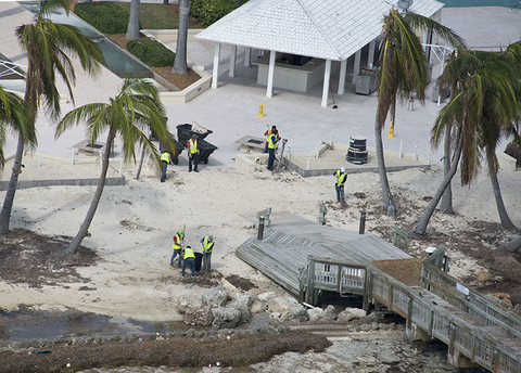 the state of the florida keys six months after irma travel agent