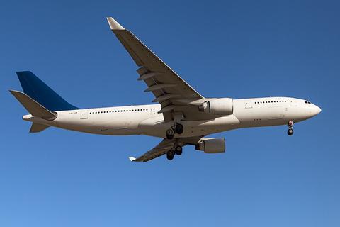 Airbus A330 Airplane