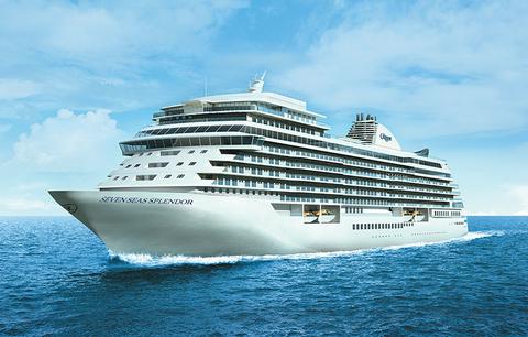 Rendering of Seven Seas Splendor