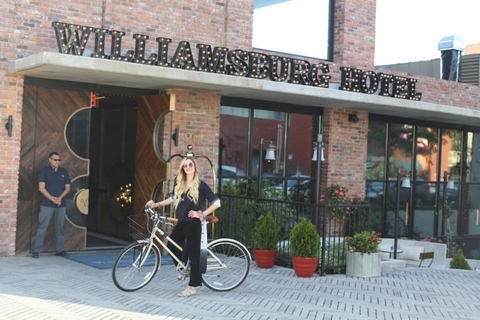 The Williamsburg Hotel Launches Neighborhood Tours in