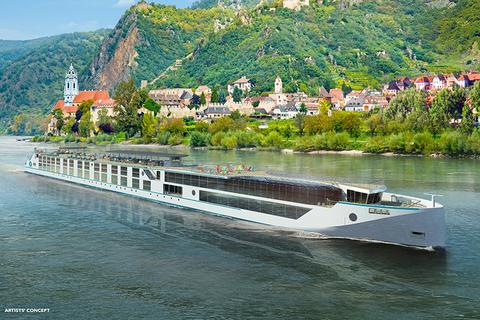 Crystal River Cruises Rhine Class
