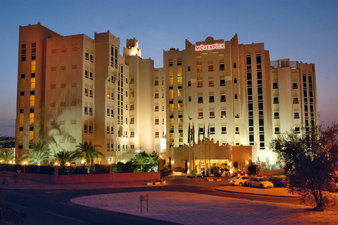 The Mövenpick Hotel Doha. AccorHotels acquired Mövenpick Hotels and Resorts