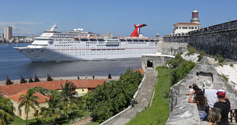 Cuba Cruise 2020.Carnival Adds Cuba Cruises From Charleston For 2019 2020