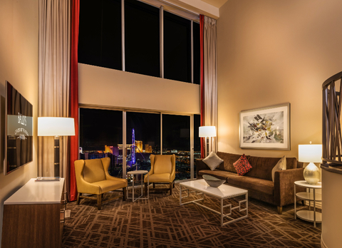 Bally S Las Vegas Finishes Room Renovations In New Resort
