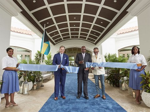 Rosewood Debut Marks Completion Of Baha Mar Resort S Phased