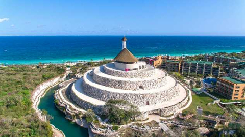 Hotel Xcaret Mexico Debuts New Chapel Travel Agent Central