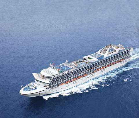 Cruises To Mexico >> Princess Cruises Previews 2019 2020 Mexico Voyages Travel