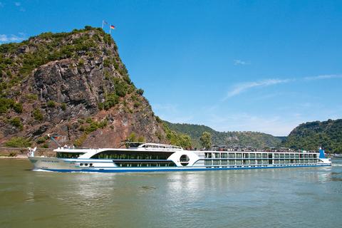 MS Robert Burns - Riviera River Cruises