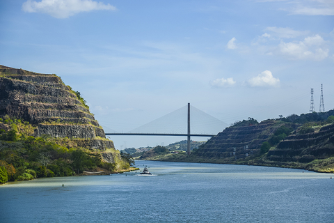 Panama Canal - Lovely_Images/iStock/Getty Images Plus/Getty Images