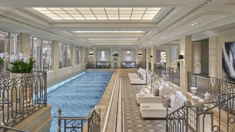 Le Spa, Four Seasons George V, Paris
