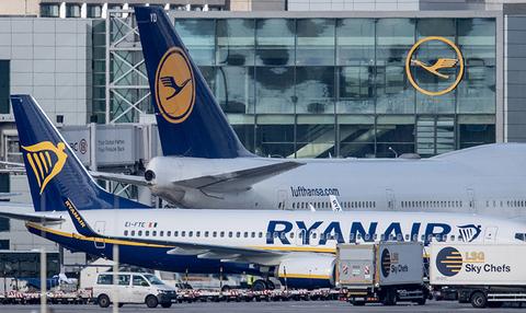 Passengers Injured After Ryanair Flight Loses Cabin
