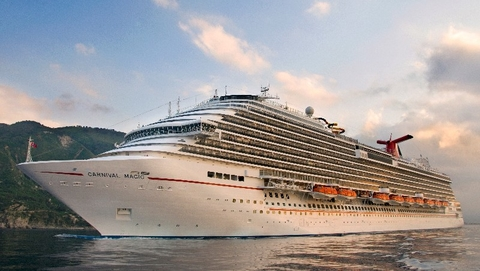 Carnival Magic Photo by Carnival Cruise Line Editorial Use Only