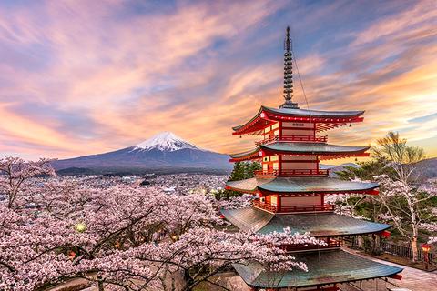 Mt Fuji Japan