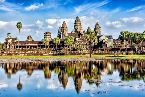 Angkor Wat - f9photos/iStock/Getty Images Plus/Getty Images