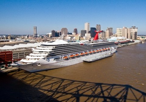 Carnival Triumph Will Drydock Spring 2019 For Upgrade