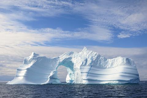 Iceberg Northwest passage - Lemnisc8/iStock/Getty Images Plus/Getty Images