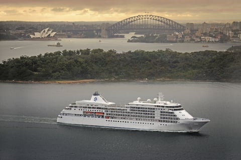 Silversea S 2020 World Cruise To Visit All Seven Continents
