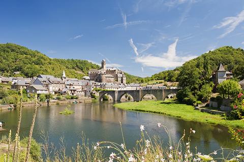 Aveyron Burgundy France