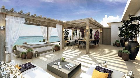 Le Blanc Spa Resort Los Cabos presidential room