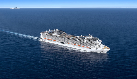 MSC Grandiosa's Maiden Voyage Now Open for Booking ...