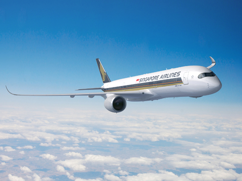Air BP fuels world's new longest flight between NY  and Singapore