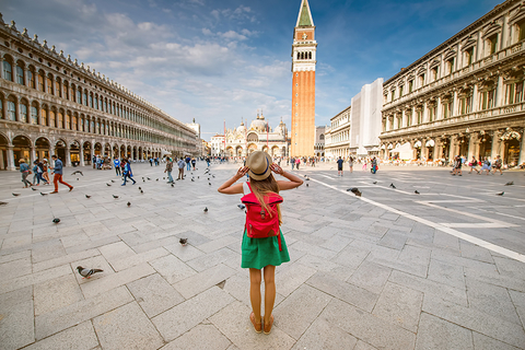 Venice Italy St. Mark's Square