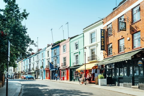 Notting Hill West London