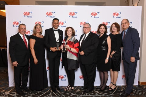 AAA Hands Out 2018 Partner of the Year Awards   Travel Agent