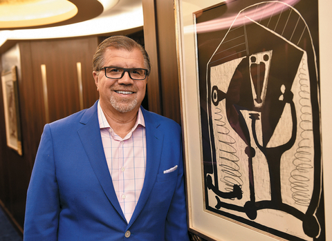 Frank Del Rio,president and CEO, NorwegianCruise Line Holdings