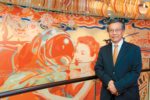Tan Sri Lim Kok Thay, chairman and chief executive, Genting Group