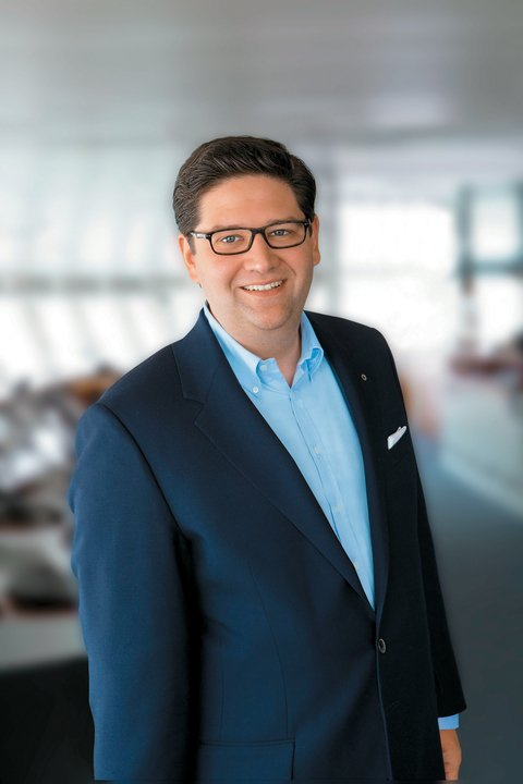 Julian Pfitzner, director of product management, Hapag-Lloyd Cruises
