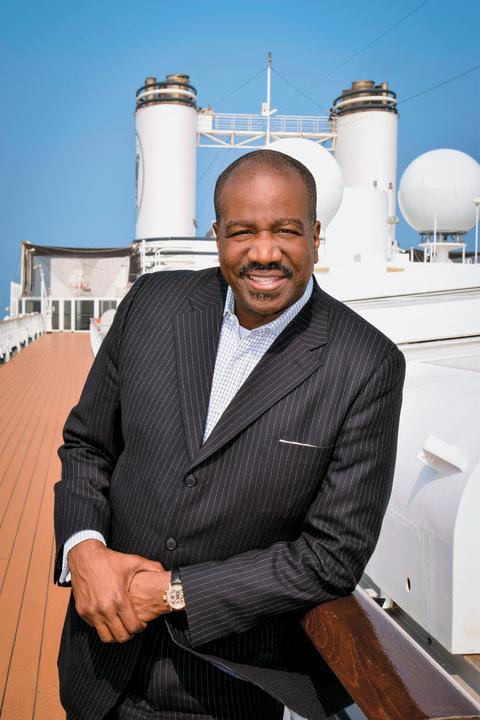 Orlando Ashford, president, Holland