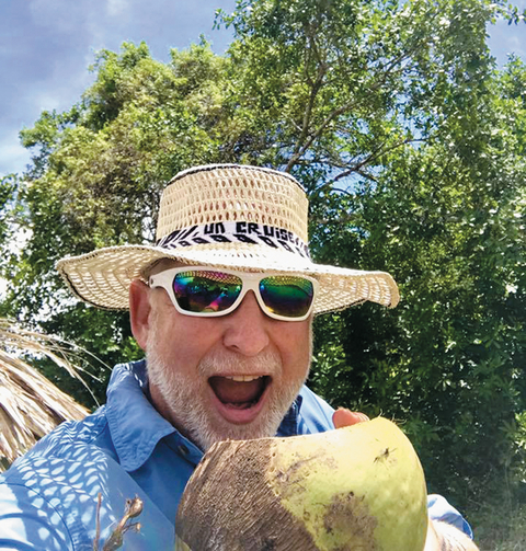 Captain Dan Blanchard,CEO, UnCruise Adventures