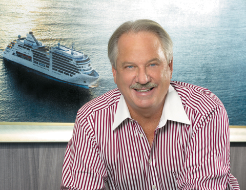 Mark Conroy, managing director for The Americas, Silversea Cruises