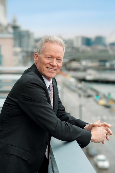 John Delaney, president, Windstar Cruises