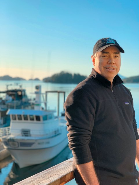 David Allen, president and co-owner, Alaskan Dream Cruises