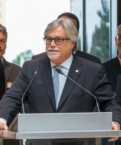 Micky Arison, chairman of the board, Carnival Corporation