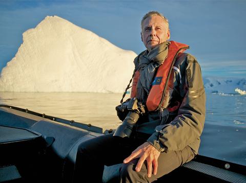 Sven-Olof Lindblad, president and CEO, Lindblad Expeditions